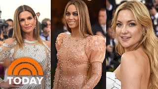 2017 Met Gala: Celebrities Stun On The Red Carpet For 'Superbowl Of Fashion' | TODAY