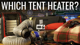 How to heat y๐ur tent this winter