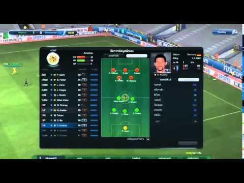 FIFA Online  0-5-5 ranking Manager แผนค้นฟ้าคว้าดาว (ทอง)