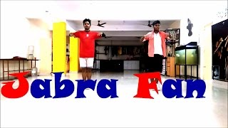 Jabra FAN Anthem dance video | Shah Rukh Khan | #FanAnthem - Arun Vibrato Choreography