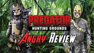 Predator: Hunting Grounds Angry Review (Video Game Video Review)