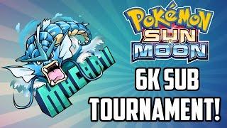 Pokemon Sun and Moon Showdown OU Tournament! - Macadii's Pokemon Showdown 6000 Subscriber Tourney
