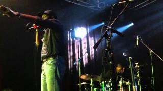 "Robert Glasper Experiment feat. Yasiin Bey ""Black Radio"" @ the Highline Ballroom 2/28"