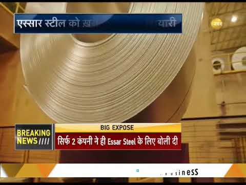 News 360: Essar Steel Insolvency; Arcelor Mittal only bidder for bankrupt firm