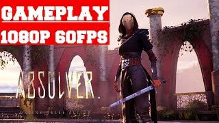 Absolver Downfall Gameplay (PC)