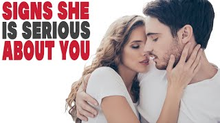 Signs she is serious about you