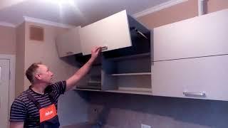 видео Кухни из ДСП и ЛДСП