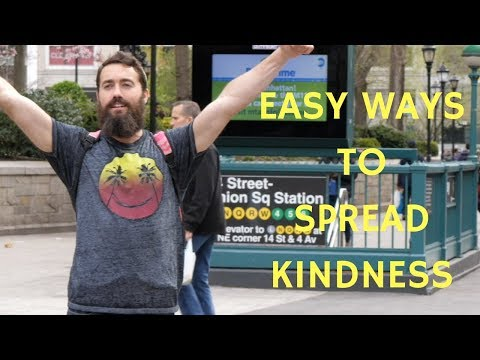 The Pay It Forward Station (Easy Ways To Spread Kindness)