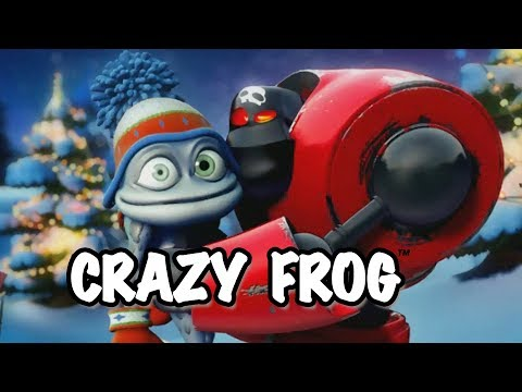 Crazy Frog - Jingle Bells (Official Video)