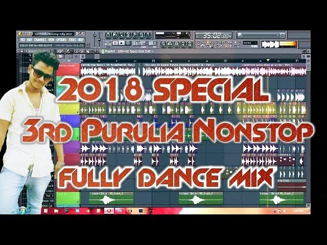 3rd Purulia Nonstop fully 2018 Specialy Kachra Kachri Dance Mix By DjMritunjay Sudamdih Dhanbad
