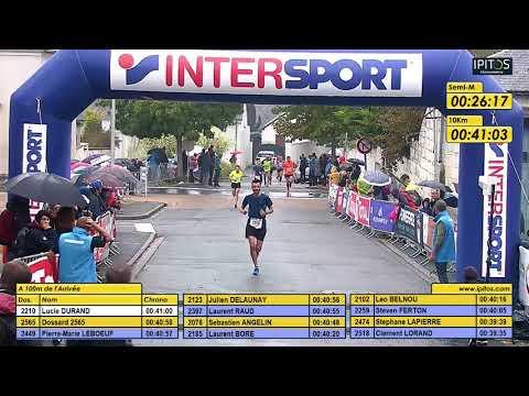 10Km et Semi-Marathon de Beaufort en Anjou