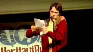 Onkel Arndt - Das Ego (Poetry Slam in Herne 2013)