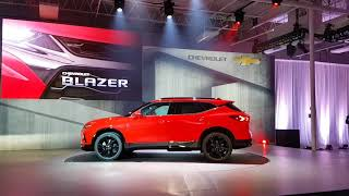 FIRST LOOK at the all-new 2019 Chevrolet BLAZER in Atlanta!!