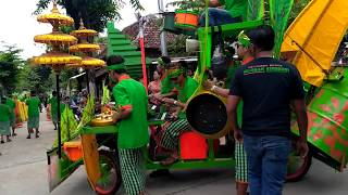 Despacito  , Ditinggal Rabi  , Jaran Goyang    Parade Drumband