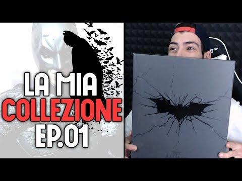 LA MIA COLLEZIONE DI ACTION FIGURES • BATMAN DX12 • EP.01