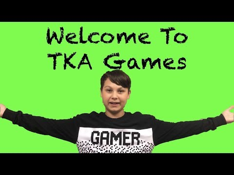 Welcome To TKA Games