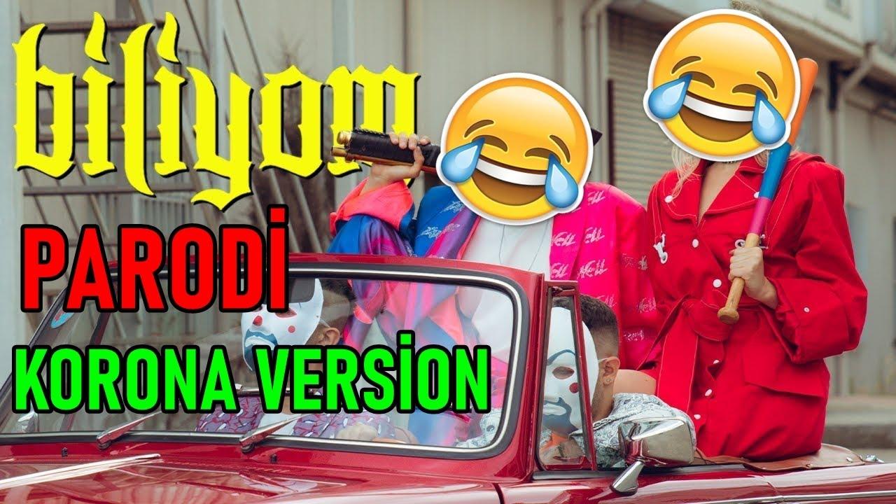 Enes Batur Biliyom Parodi Korona Versiyon Youtube