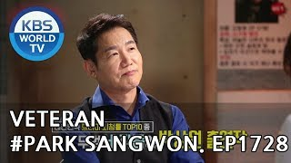 Veteran: Park Sangwon [Entertainment Weekly/2018.09.10]
