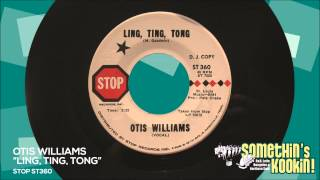 "Otis Williams: ""Ling, Ting, Tong"" Stop"