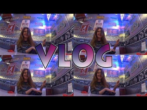 Vlog Москва  BeverlyHillsDinner  Музей советских игровых автоматов