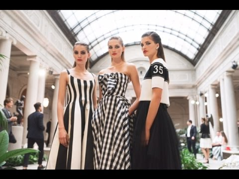 Spring 2017 Fashion Show | Carolina Herrera New York