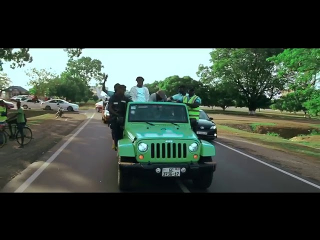 fancy gadam home coming after VGMA 2018
