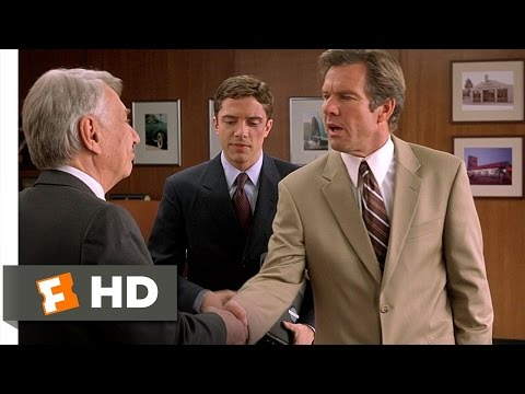 In Good Company (10/10) Movie CLIP - Making an Ad Sale (2004) HD
