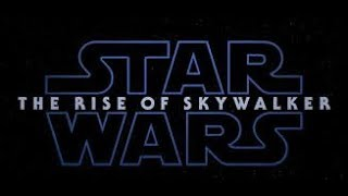 Star Wars Episode IX Trailer - Analiza
