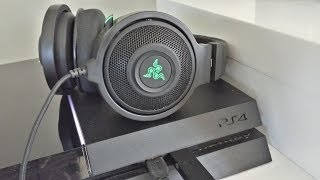 Razer kraken 7.1 - do they work on PS4 - best headphones