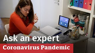 Your questions about mental health in a pandemic | COVID-19 Ask an expert
