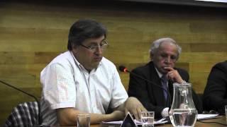 Lucio Cuenca (OLCA)  habla sobre los peligros del Asbesto en Chile