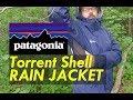 Best PACKABLE Rain Jacket Patagonia Torrentshell Review Men's Waterproof