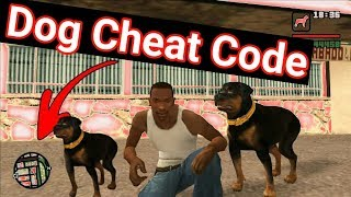 GTA San Andreas Dog Location (GTA San Andreas Dog Cheat)