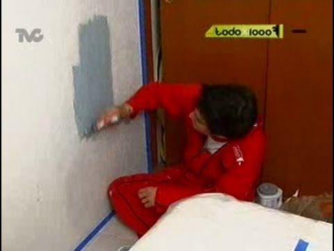 C mo remodelar tu cuarto 1a parte youtube for Como remodelar tu habitacion