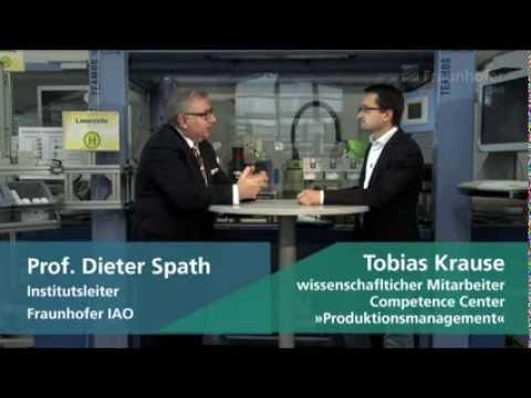 5 Fragen zur Industrie 4.0 an Prof. Dieter Spath
