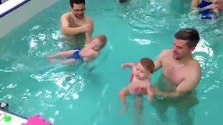 Методика для грудничков-Обучение плаванию в бассейне в Минске для детей (Курсы,Секция,занятия)
