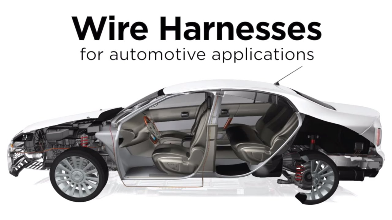 Wire Harnesses For Automotive Applications