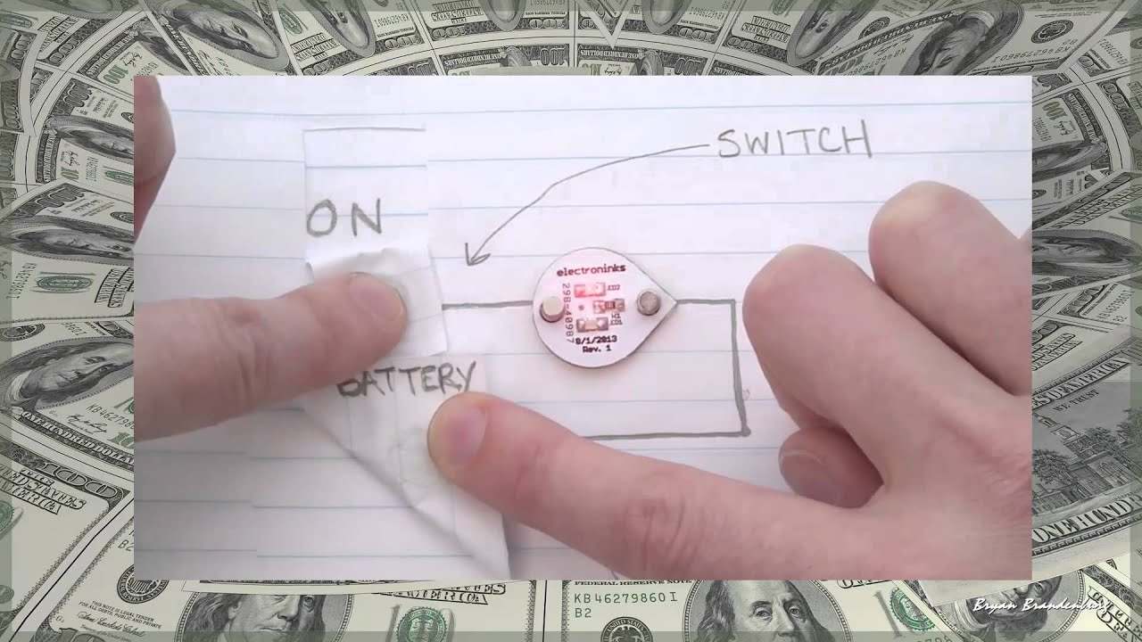 Circuit Scribe Draw Circuits Instantly Youtube Conductive Pen