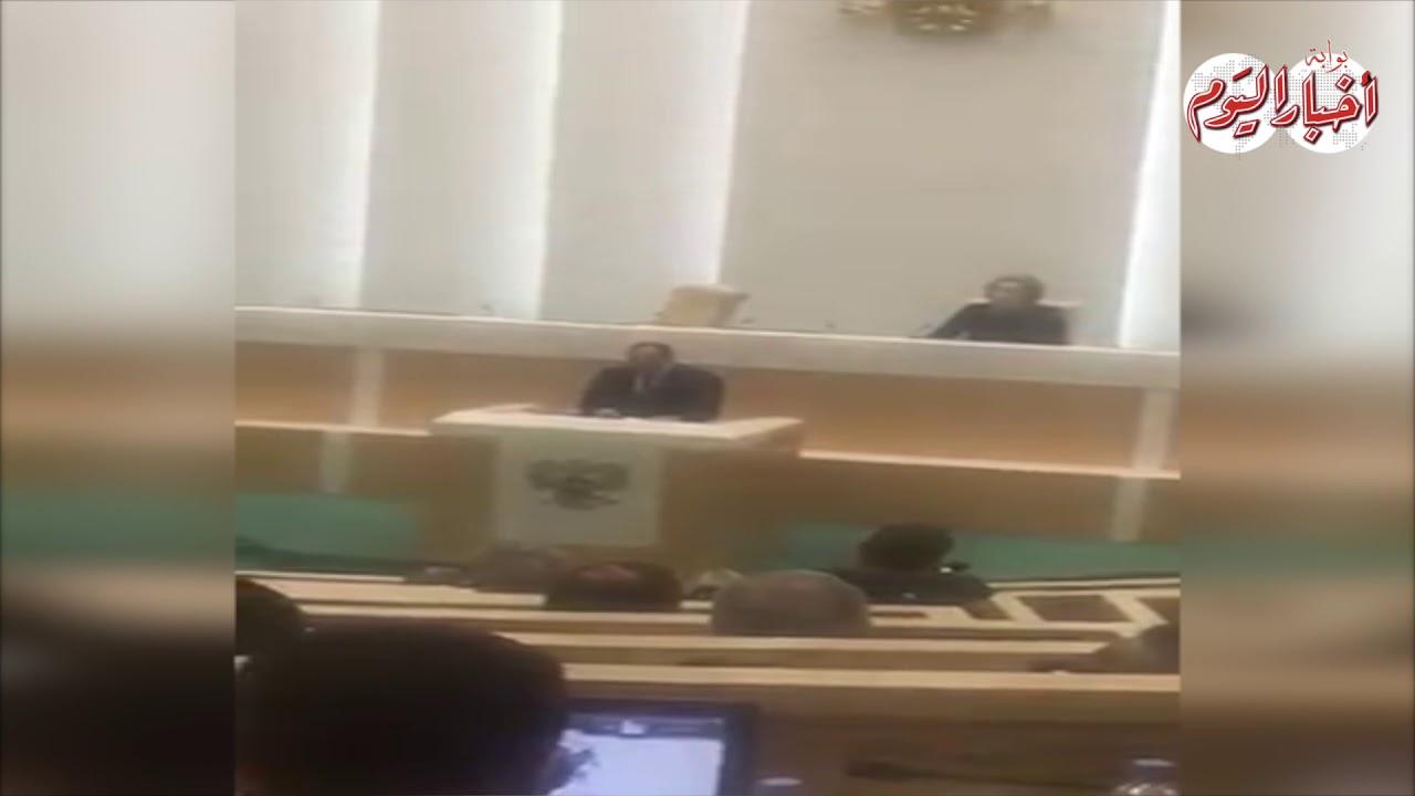 أخبار اليوم   الرئيس السيسي بمجلس الاتحاد الفيدرالي الروسي