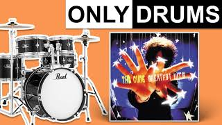 Boys Don't Cry - The Cure | Only Drums (Isolated)