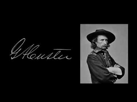 Voices: George Armstrong Custer