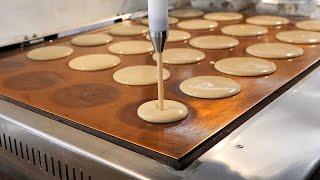 Walnut Bread and Butter Pancak…
