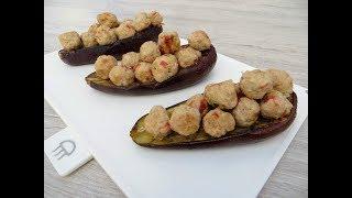 Жалею, что не готовила так раньше! Баклажаны с фаршем по-новому / Eggplant with meat