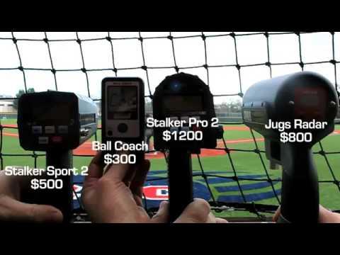 Sports Radar Gun Comparison for Tennis