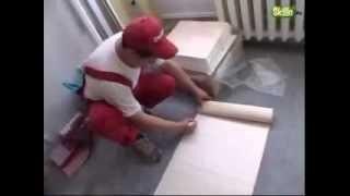 Оклейка потолка обоями видео(Прежде всего необходимо тщательно подготовить поверхность потолка, на которую и будем клеить обои. http://spravoc..., 2013-02-02T13:32:04.000Z)