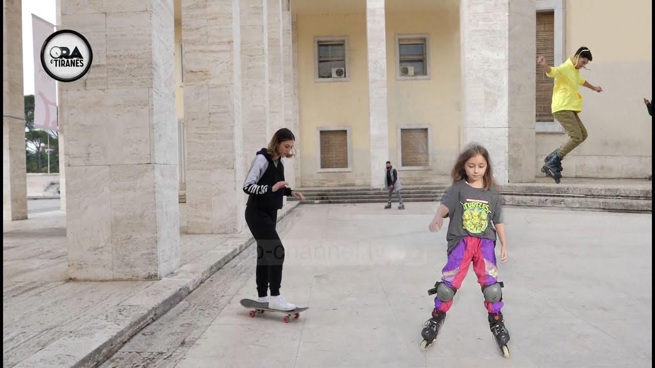 Download Mbi patina e skateboard, njihuni me të rinjtë 'e çmendur' pas sporteve urbane! - Ora e Tiranës