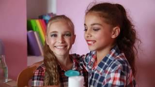 видео Косметика за счастливое детство!