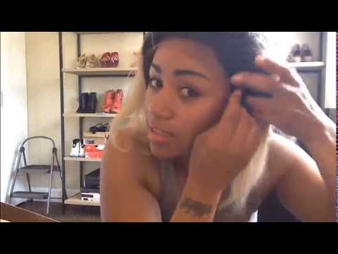 Achieve Beyonce's Ombre black to blonde Summer bob Hairstyles| Celeb Inspired Collab With Babes Hair