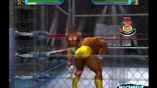 Showdown Legends of Wrestling - Review MJC2021