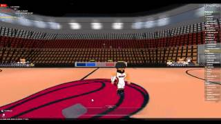 ROBLOX EBL Season 6 Miami Heats Vs. Boston Celtics Part 1